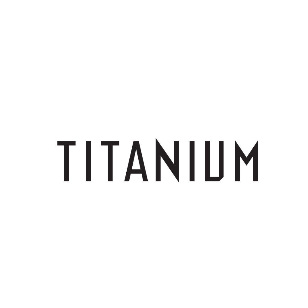עיצוב לוגו טיטניום